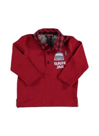 Zeyland Sweatshirt Kırmızı